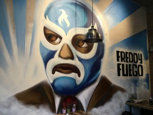 Freddy Fuego